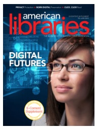 American Libraries June 2015 supplement